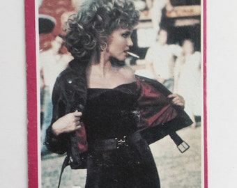 Topps Grease Series 1 Bubblegum Trading Cards Vintage 1978