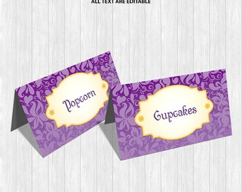 Rapunzel Food Labels