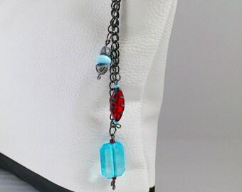 Purse charm, bag charm, handbag charm, charms for purses, purse accessories, bag accessories, purse jewelry, bag jewelry, handbag jewelry