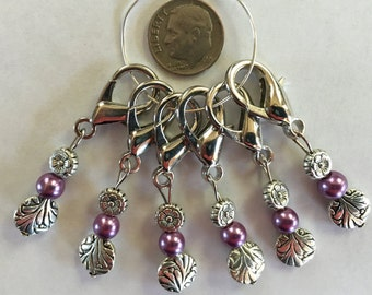 Knitting or Corcheting Stitch Markers