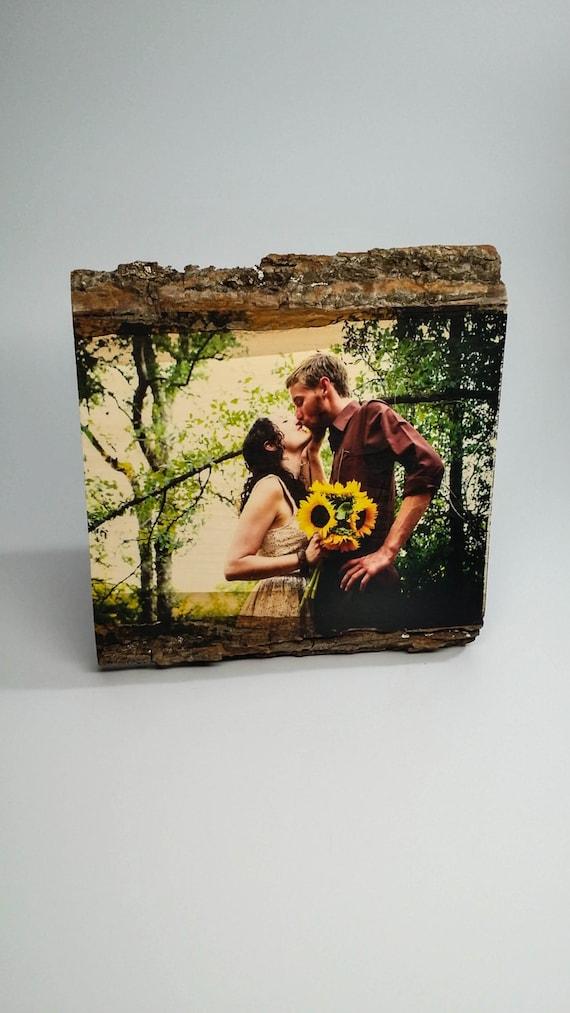 Personalized Couple Housewarming Gift Anniversary Gift Wood