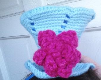 Mini Costume Topsy Turvy Top Hat