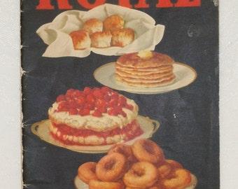 Royal Baking Powder Co. cook book