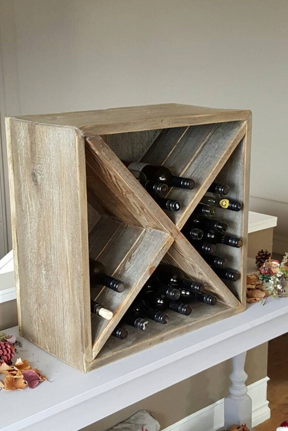 Items Similar To Wine Rack Wine Shelve Wine Box Wine