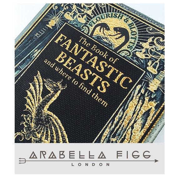 Fantastic Beasts - Spellbook Journal