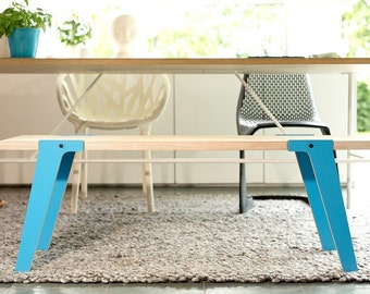 "10 colours - Bench (L122cm) ""rform Switch 03"""
