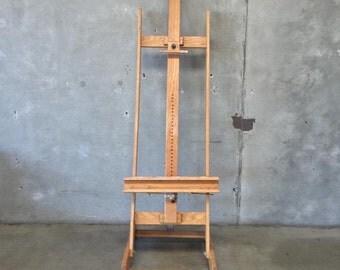 Wooden Artist Easel (DN87RR)