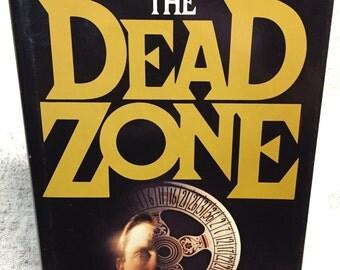 Stephen King: The Dead Zone - 1979 - Hardcover - Horror