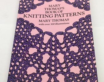 Mary Thomas's Book of Knitting Patterns 1972