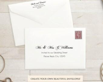 4x6 envelope | Etsy