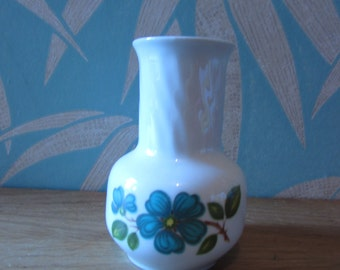 Vintage Bavaria Creidlitz ceramic vase, Made in Germany