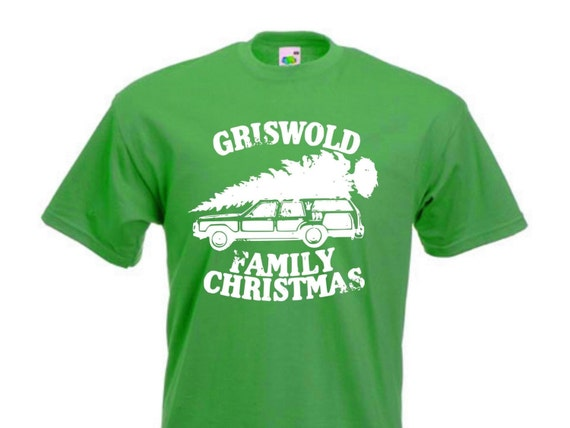 Griswold Family Christmas T Shirt Christmas Vacation All