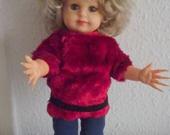 """Vintage German Struwwelpeter Schildkröt doll 30 cm / 12 """"vinyl doll rare!"""