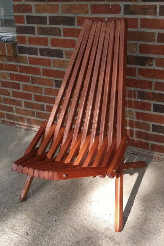 Ready To Ship Kentucky Stick Chair With Red Mahogany