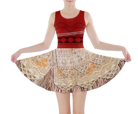 Disney Moana Skater Dress