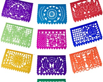 "PAPEL PICADO ""Large All Occasion"" 