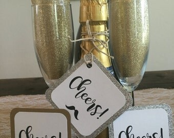 Wedding or Event Drink Tag