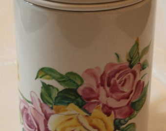 """""""Tea-house with roses rose PITCHER"""