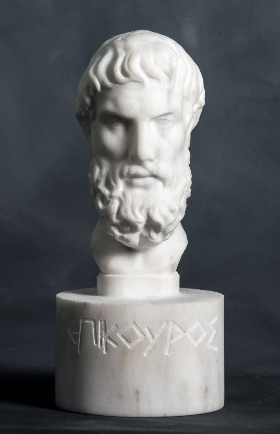 the views and philosophies of epicurus on living the good life Epicurus's philosophy on the fear of death - death, and people's perception of it are a major part of many philosophies it could be argued that the questions surrounding death and the afterlife form the basis of many philosophic concepts.