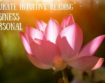 Accurate Intuitive Reading by Clairvoyant & Empath