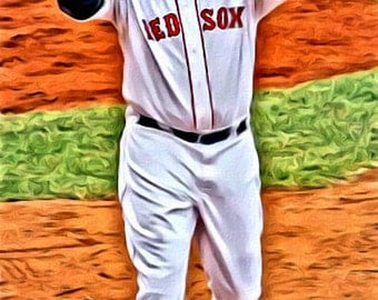David Ortiz - Print or Canvas
