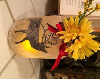 Western Themed Mason Jar Lanterns