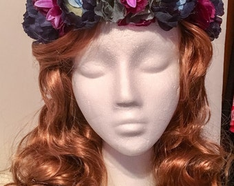 Floral Fairy Crown