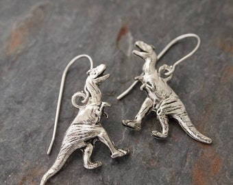 Raptor Earrings