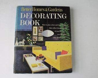 1950s Better Homes & Gardens Interior Decorating Book, Mid Century Decor, Retro Interior Design, Retro Home Decorating, Atomic Age Decor
