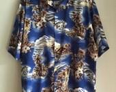 Hawaiian men's shirt size XXL extra extra large