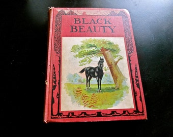 Black Beauty, The Autobiography of a Horse, Anna Sewell, 1900s Charles E. Graham & Co. Publisher