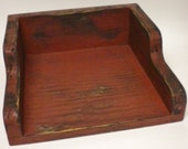 Candle Box, Primitive Display Boxes, Small Stove Boards