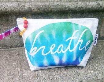 Breathe Mantra Cosmetic Bag