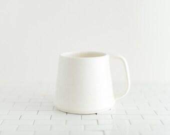 Coma Mug - Handmade pottery mug, large mug for coffee or tea