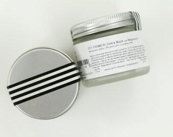 PIT PRIMER | Detox your Pits | Armpit Mask | Odor & pH Neutralizer | Charcoal | Magnesium |  Bentonite Clay