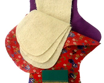 Eco Femme -  Make Your Own Washable Cloth Pad !!