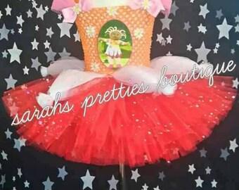 Upsy daisy tutu dress