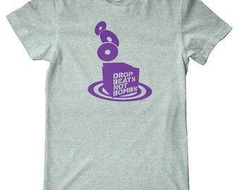 Drop Beats Not Bombs Premium T-Shirt