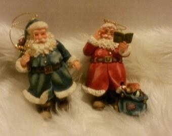 Two Awesome Santa