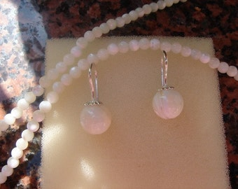 925 Silver earrings and Pearl!