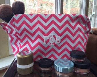 Gamma Phi Beta Cosmetic Bag