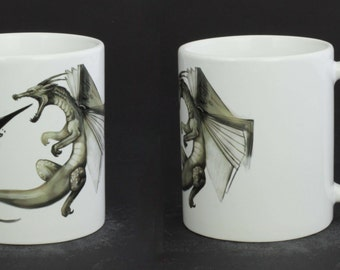 Bookwyrm Mug