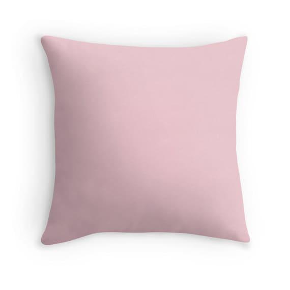 Blush Pink Throw Pillows : Blush Pink Pillow Light Pink Pillow Light by sevenonesixdesigns
