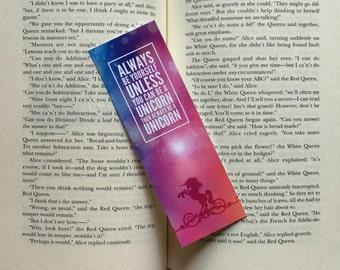 Bookmark • Unicorn