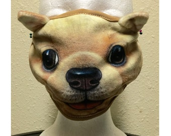 dog  pattern face mask/ Medical face mask/dust mask/mask/surgical mask/half mask/handmade cotton mask/ mouth mask,washable mask