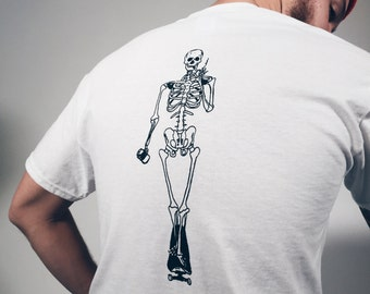 I love you till death shirt