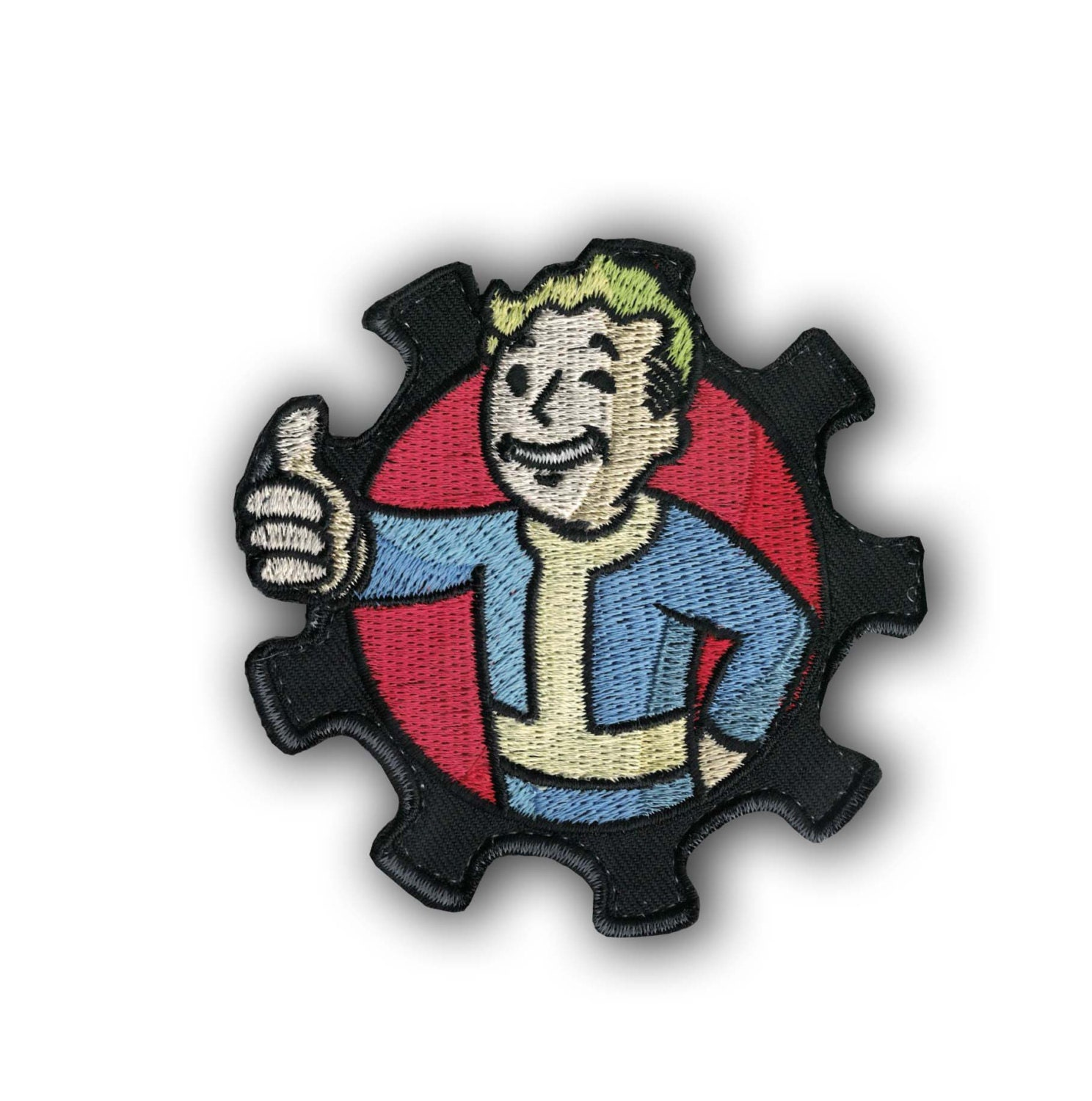 Thumbs Up Pip boy 3000 Brotherhood Morale Military by PatchRUs