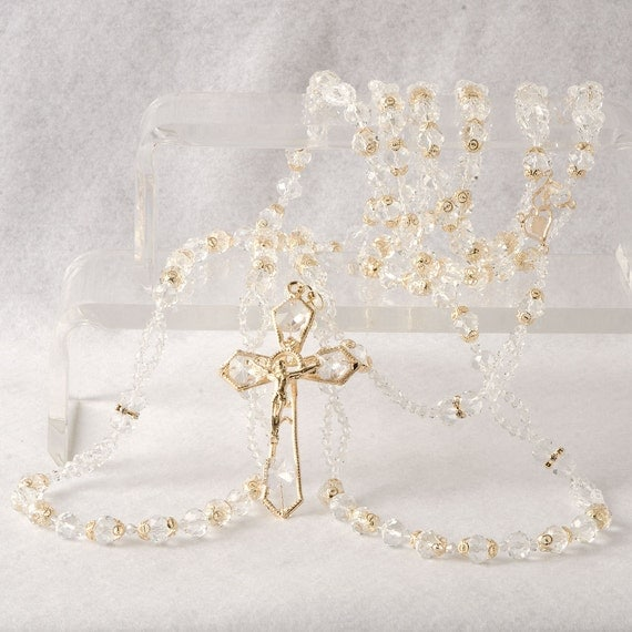 Crystal Looped Wedding Lazo LARM008-G By DetailsandTraditions
