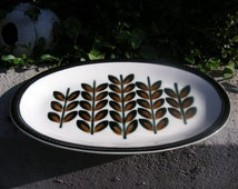 Boch Rambouillet serving platter