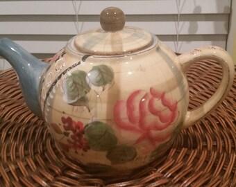 Boho Teapot